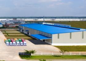 Nhà máy Intimex Bình Dương