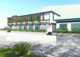 Nhà máy Intimex Long Thành
